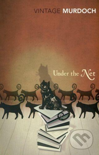 Vintage Under the Net - Iris Murdoch cena od 315 Kč