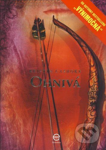 Ediposs Ohnivá - Kristin Cashore cena od 301 Kč