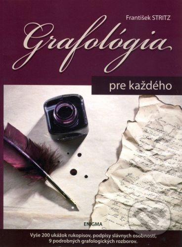 Enigma Grafológia pre každého - František Stritz cena od 131 Kč