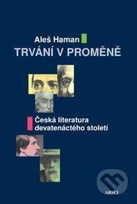 ARSCI Trvání v proměně - Aleš Haman cena od 274 Kč