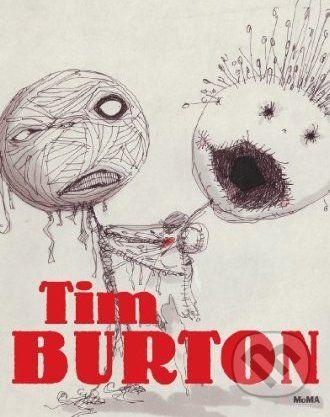 The Museum of Modern Art Tim Burton - Ron Magliozzi, Jenny He cena od 390 Kč