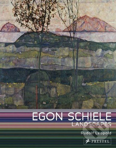 Prestel Egon Schiele Landscapes - Rudolf Leopold cena od 459 Kč
