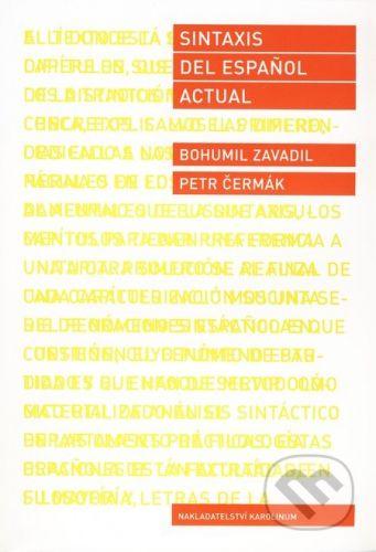 Karolinum Sintaxis del espa cena od 262 Kč