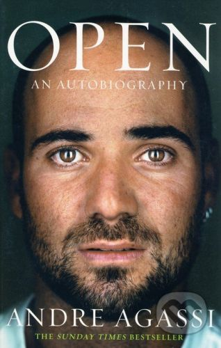 HarperCollins Publishers OPEN An Autobiography: Andre Agassi (paperback) - Andre Agassi cena od 166 Kč