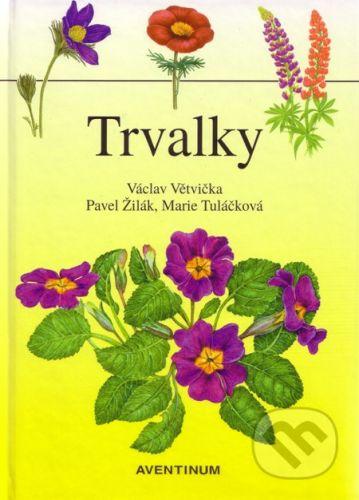 Václav Větvička: Trvalky cena od 201 Kč