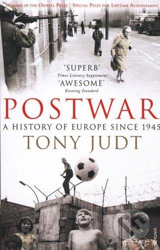 Judt Tony: Postwar: A History of Europe Since 1945 cena od 300 Kč