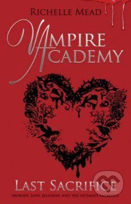 Razorbill Vampire Academy: Last Sacrifice - Richelle Mead cena od 248 Kč