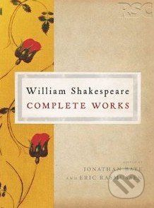 Palgrave The Complete Works - William Shakespeare cena od 1 129 Kč