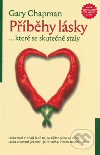 Gary Chapman: Příběhy lásky cena od 191 Kč