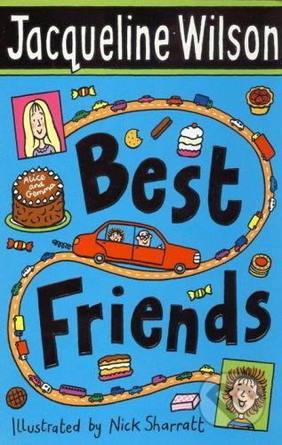 Random House Best Friends - Jacqueline Wilson cena od 219 Kč