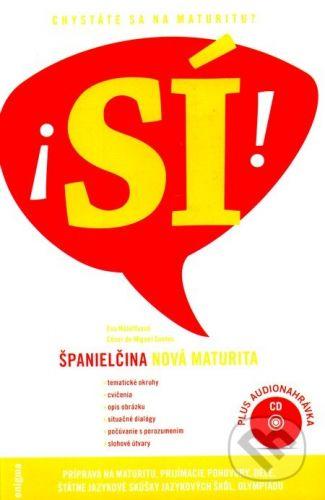 Enigma Španielčina - nová maturita - cena od 241 Kč