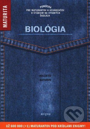 Enigma Biológia - Kolektív autorov cena od 178 Kč