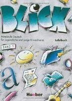 Max Hueber Verlag Blick 1: Lehrbuch - cena od 236 Kč