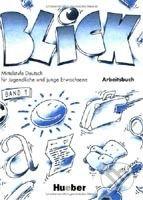 Max Hueber Verlag Blick 1: Arbeitsbuch - cena od 234 Kč
