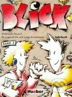 Max Hueber Verlag Blick 2: Lehrbuch - cena od 340 Kč