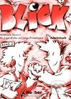 Max Hueber Verlag Blick 2: Arbeitsbuch - cena od 404 Kč