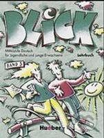 Max Hueber Verlag Blick 3: Lehrbuch - cena od 344 Kč