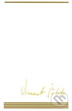 Vincent Šikula: Vincent Šikula Dielo IV. cena od 241 Kč