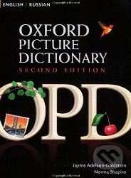 Oxford University Press Oxford Picture Dictionary: English / Russian - Jayme Adelson-Goldstein cena od 430 Kč
