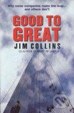 Random House Good to Great - Jim Collins cena od 634 Kč