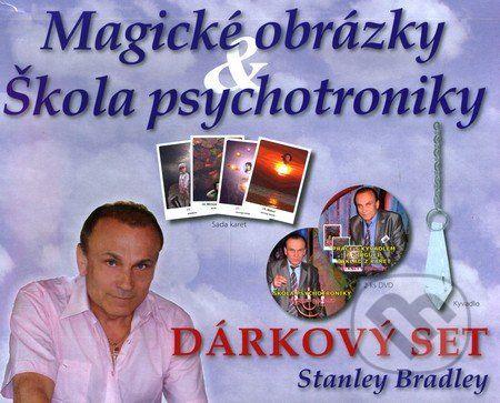 EPAVA Magické obrázky a škola psychotroniky - Stanley Bradley cena od 239 Kč