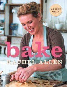 HarperCollins Publishers Bake - Rachel Allen cena od 589 Kč