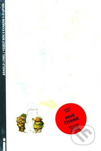 Občianske združenie Slniečkovo Veselý rok s Kvakom a Čľupom - Arnold Lobel cena od 162 Kč