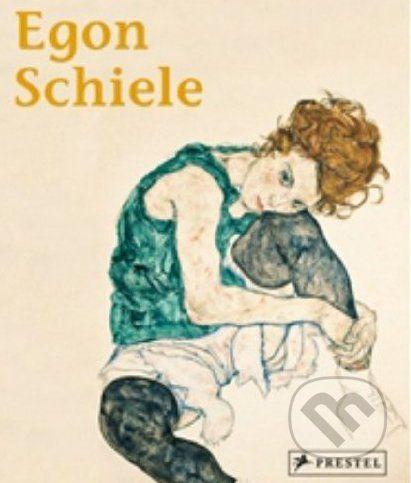 Prestel Egon Schiele - Isabel Kuhl cena od 358 Kč