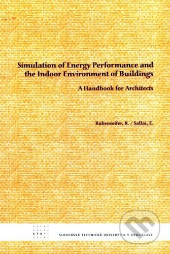 STU Simulation of Energy Performance and the Indoor Enviroment of Buildings - cena od 83 Kč