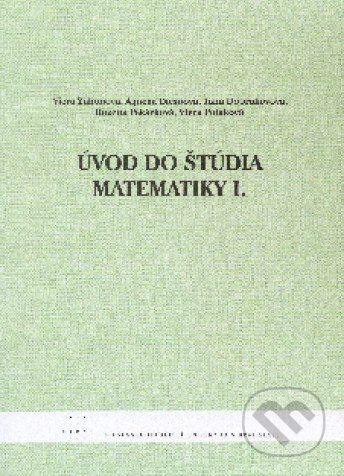 STU Úvod do štúdia matematiky I. - cena od 94 Kč