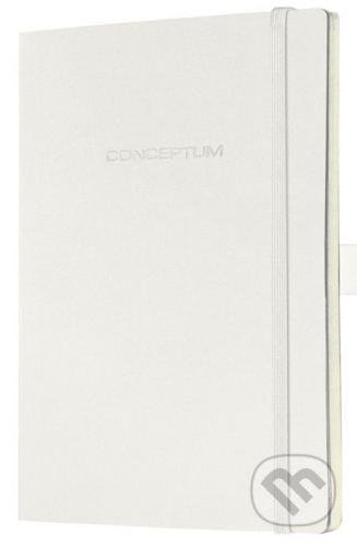 Sigel Notebook CONCEPTUM softcover biely 9,3 x 14 cm čistý - cena od 229 Kč
