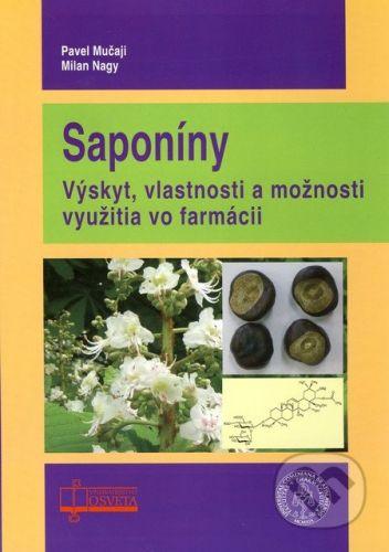 Osveta Saponíny - Pavel Mučaji, Milan Nagy cena od 175 Kč