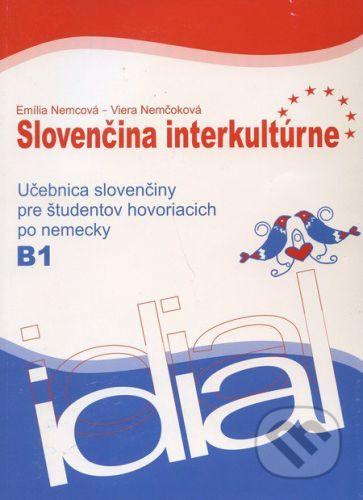 Elfa Slovenčina interkultúrne - Emília Nemcová, Viera Nemčoková cena od 662 Kč