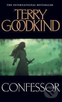 HarperCollins Publishers Confessor - Terry Goodkind cena od 404 Kč