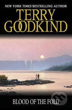 XXL obrazek Orion Blood of the Fold - Terry Goodkind