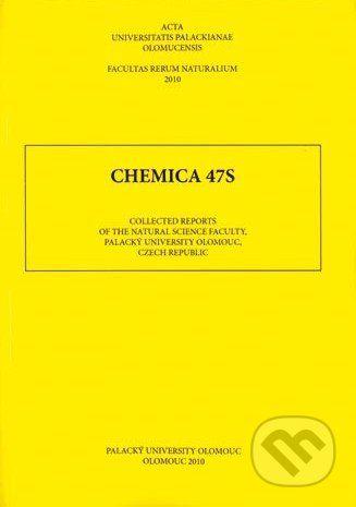 Univerzita Palackého v Olomouci Chemica 47S - Vítězslav Maier cena od 251 Kč