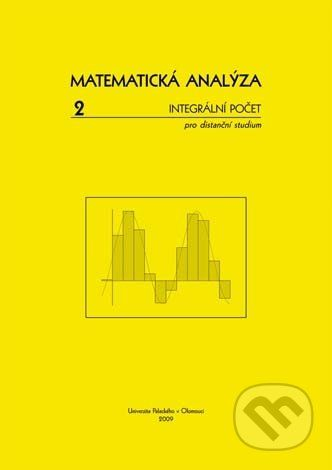 Univerzita Palackého v Olomouci Matematická analýza 2 - Jitka Laitochová cena od 195 Kč
