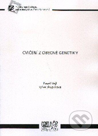 Česká zemědělská univerzita v Praze Cvičení z obecné genetiky - Pavel Vejl cena od 112 Kč
