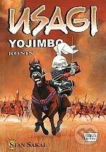 Stan Sakai: Usagi Yojimbo Ronin cena od 149 Kč