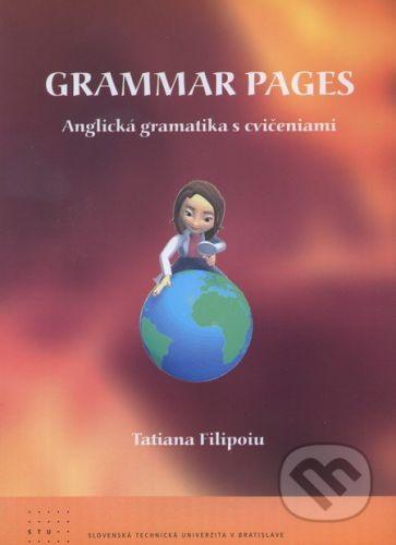 STU Grammar pages - Tatiana Filipoiu cena od 97 Kč