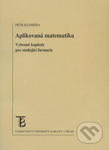Karolinum Aplikovaná matematika - Petr Klemera cena od 0 Kč