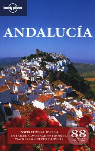 Lonely Planet Andalucía - Anthony Ham cena od 529 Kč