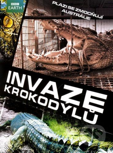 Invaze krokodýlů - BBC - cena od 99 Kč