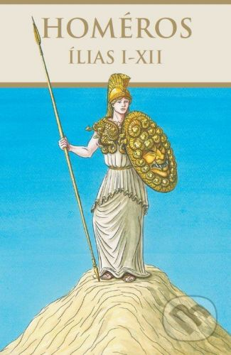 Thetis Ílias I - XII - Homéros cena od 328 Kč