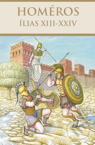 Thetis Ílias XIII - XXIV - Homéros cena od 300 Kč