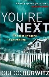 XXL obrazek Sphere You're Next - Gregg Hurwitz