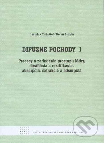 STU Difúzne pochody 1 - Ladislav Chriašteľ a kol. cena od 206 Kč
