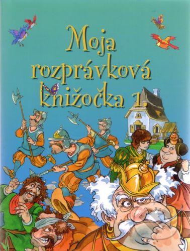 AHR book Moja rozprávková knižočka 1. - cena od 98 Kč