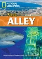 XXL obrazek Heinle Cengage Learning Shark Alley -