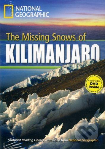 Heinle Cengage Learning The Missing Snows of Kilimanjaro - cena od 95 Kč